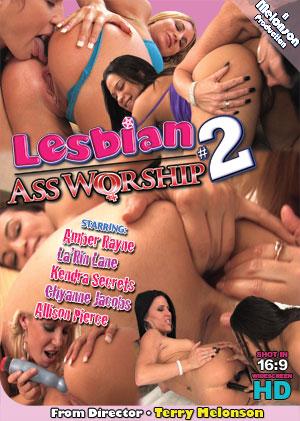 Lesbian Ass Worship 2